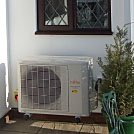 Typical 'small' condensing-unit